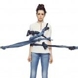 dżinsy Reserved rurki - wiosna 2012
