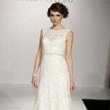 ecru suknia ślubna Maggie Sottero koronkowa