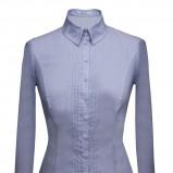elegancka koszula Pretty One w kolorze błękitnym - jesień i zima 2012/13