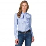 elegancka koszula Tommy Hilfiger w kolorze błękitnym - modne koszule