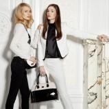 elegancka marynarka Orsay w kolorze białym - świąteczna kolekcja 2012