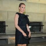 elegancka sukienka w kolorze czarnym - Dorota Williams