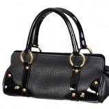 elegancka torebka Caterina w kolorze czarnym - torebki na jesień i zimę