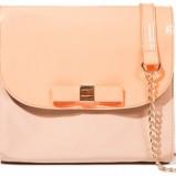 elegancka torebka Mohito w kolorze brzoskwiniowym - trendy na wiosnę