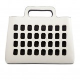 elegancki kuferek Solar w kolorze białym - akcesoria 2013