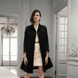 elegancki płaszcz Chloe w kolorze czarnym - moda 2013/14