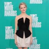 Emma Stone w wieczorowej sukience