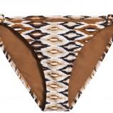 figi H&M we wzorki wiązane - moda 2012