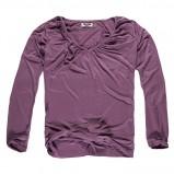 fioletowa bluzka Big Star - kolekcja wiosenno/letnia