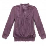fioletowa bluzka Mohito - kolekcja jesienno-zimowa