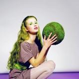 fioletowa sukienka est by eS. - kolekcja wiosenno/letnia 2013