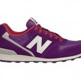 fioletowe buty sportowe New Balance - kolekcja jesienno-zimowa 2013/14