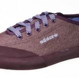 fioletowe trampki Adidas - trendy na jesień