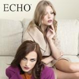 fioletowy płaszcz Echo - jesień/zima 2011/2012