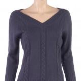 fioletowy sweter Camaieu - jesień/zima 2011/2012