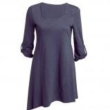 fioletowy sweter Kappahl - kolekcja jesienno-zimowa