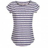 fioletowy t-shirt Troll w paski - wiosna-lato 2012