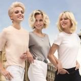 Fryzury ponadczasowe glamour