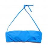 góra bikini ZARA w kolorze niebieskim - stroje kąpielowe 2013