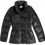 grafitowa kurtka Reserved pikowana - jesień/zima 2011/2012