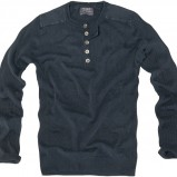grafitowy sweter Pull and Bear - kolekcja wiosenno/letnia