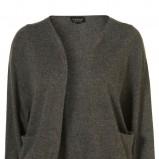 grafitowy sweter Topshop - wiosenna kolekcja