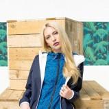 granatowa bluza Adidas - zima 2013/14