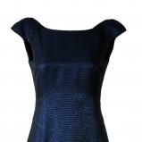 granatowa sukienka Molton - wiosna/lato 2011