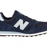 granatowe buty sportowe New Balance - kolekcja jesienno-zimowa 2013/14