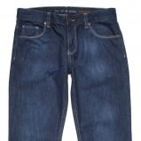 granatowe dżinsy Cross Jeanswear Co. - kolekcja jesienno-zimowa