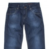 granatowe dżinsy Cross Jeanswear Co. - moda 2011