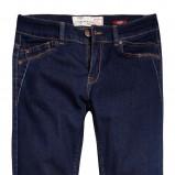 granatowe spodnie Reserved cygaretki - moda wiosna/lato