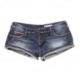 granatowe szorty Big Star jeansowe - wiosna/lato 2012