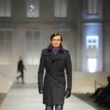 granatowy płaszcz Vistula - kolekcja jesienno-zimowa