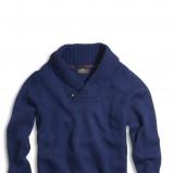 granatowy sweter Kappahl - jesień-zima 2010/2011