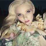 Gucci wiosna/lato 2012 - Abbey Lee Kershaw