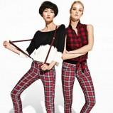 H&M - pre-fall 2012 w stylu punk - zdjęcie