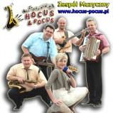 Hocus&Pocus Weselny Zespół Muzyczny Poznań Łódź Warszawa