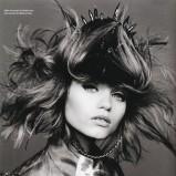 i-D Magazine grudzień 2010 - Abbey Lee Kershaw