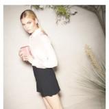 jasnoróżowa kopertówka Menbur - kolekcja na lato