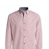 jasnoróżowa koszula KappAhl w paski - trendy wiosna-lato