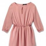 jasnoróżowa sukienka Echo - wiosna/lato 2012