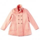 jasnoróżowy płaszcz Springfield - jesień/zima 2012/2013