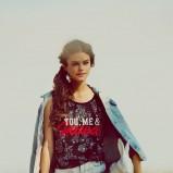 jeansowa katana Tally Weijl - wiosna 2013