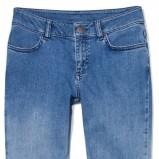 jeansowe spodnie Mohito - lato 2013