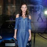 jeansowy kombinezon - Maja Hirsch