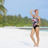 jednoczęściowy strój kąpielowy Sunmarin - moda plażowa 2013