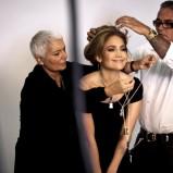 Jennifer Lopez, Rosa Tous - Wiosenna kampania Tous