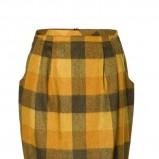 jesienna spódnica Solar w kratkę - spódnice 2012/13