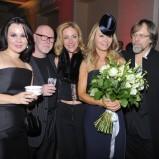 Joanna Przetakiewicz, Aleksandra Kurzak - Pokaz La Mania wiosna/lato 2012